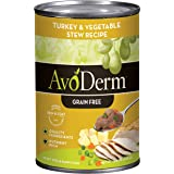 AvoDerm Natural All Life Stages Dry & Wet Dog Food, For Skin & Coat