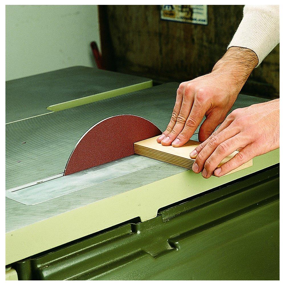 CMT 299.112.00 10'' Table Saw Balance Blade & Sanding Disc Set 5/8'' Bore by CMT