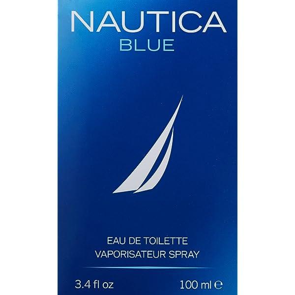 NAUTICA BLUE EAU DE TOILETTE SPRAY, 3.4 OUNCE