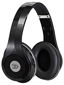 Avenzo AV611NG - Auriculares de diadema cerrados con Bluetooth, color negro: Amazon.es: Electrónica