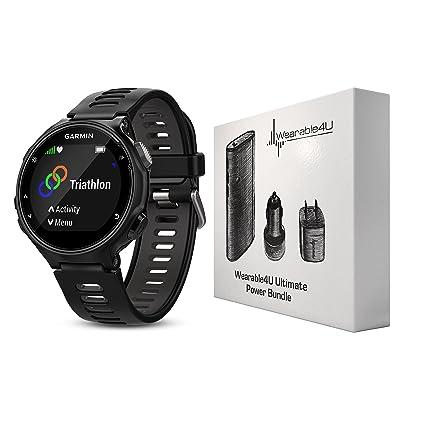 Amazon Com Garmin Forerunner 735xt Gps Running Watch With