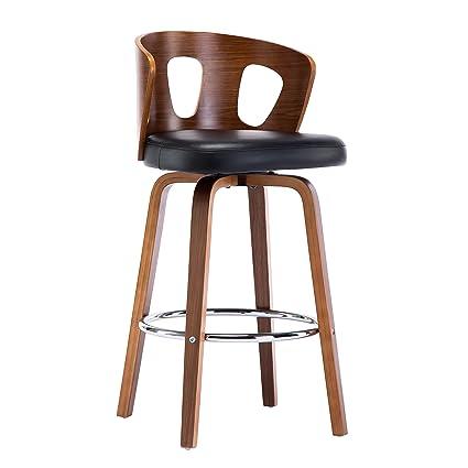 Prime Amazon Com Christies Home Living Wood And Black Faux Frankydiablos Diy Chair Ideas Frankydiabloscom