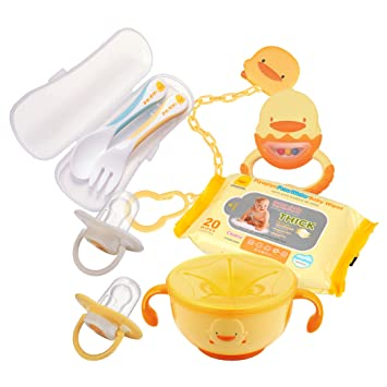 Piyo Piyo Baby Travel Kit