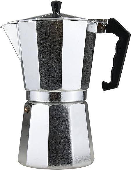 Apollo 7798 - Cafetera Italiana de Aluminio (12 Tazas, 700 ml): Amazon.es: Hogar