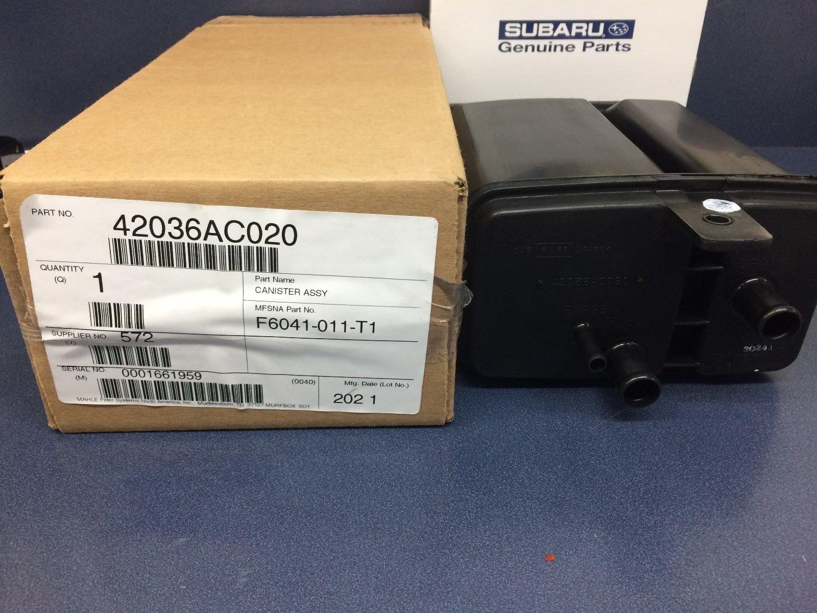 Subaru 42036 AC020, Vapor Canister