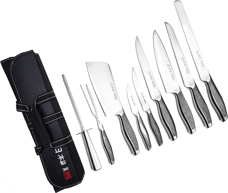 Ross Henery Professional Chef Knife Set
