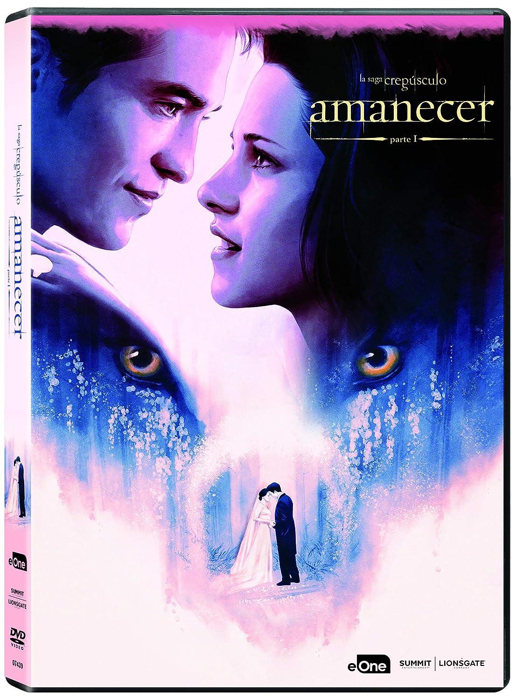 Crepúsculo: Amanecer Parte 1 Ed 10 Aniversario [DVD]: Amazon.es ...