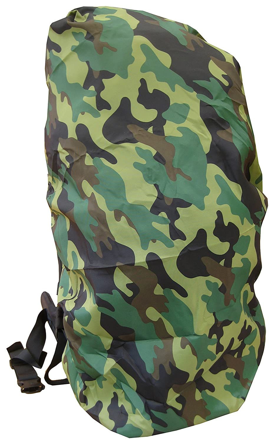 Rucksack Rain Army Camo Waterproof Bag Military Cover Backpack Combat Woodland DPM Camo Zip Zap Zooom