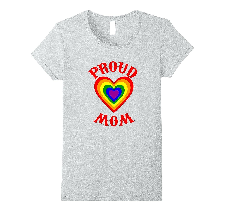 Proud Mom Gay Pride Shirt