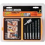 BLACK+DECKER 71-974 Quick Connect Drilling Set, 7-Piece