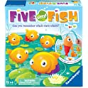 Ravensburger Five Little Fish Toddler Toy And Game