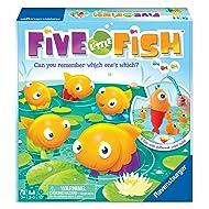 Ravensburger Five Little Fish Board Game