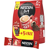Nescafe 3in1 Instant Coffee Mix Sachet 20g (35 Sticks) – Promo Pack