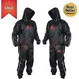 title boxing nylon sweat suit