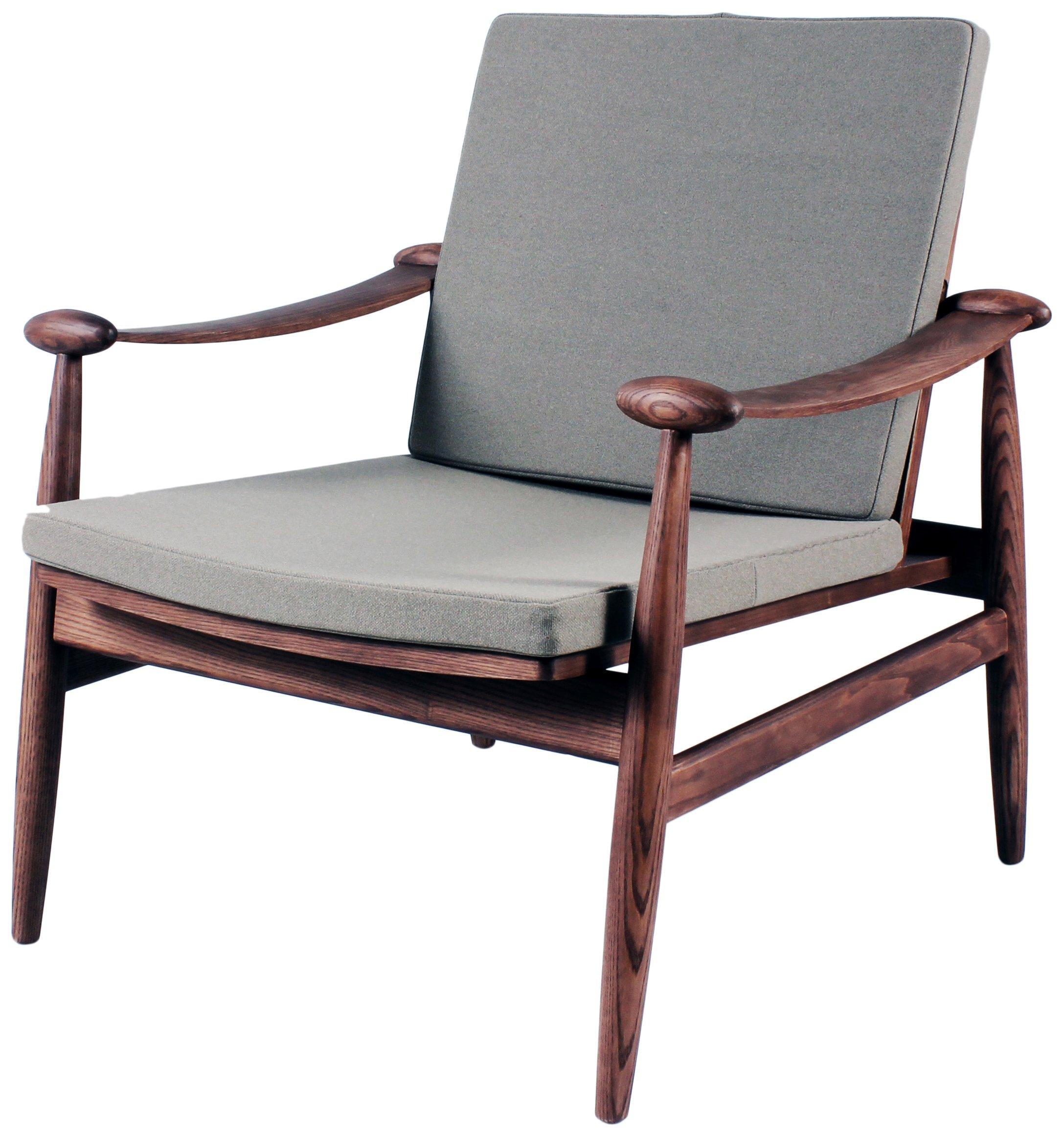 Control Brand Childrens Mid Century Side Chair in Polypropylene/Steel Eiffel Base