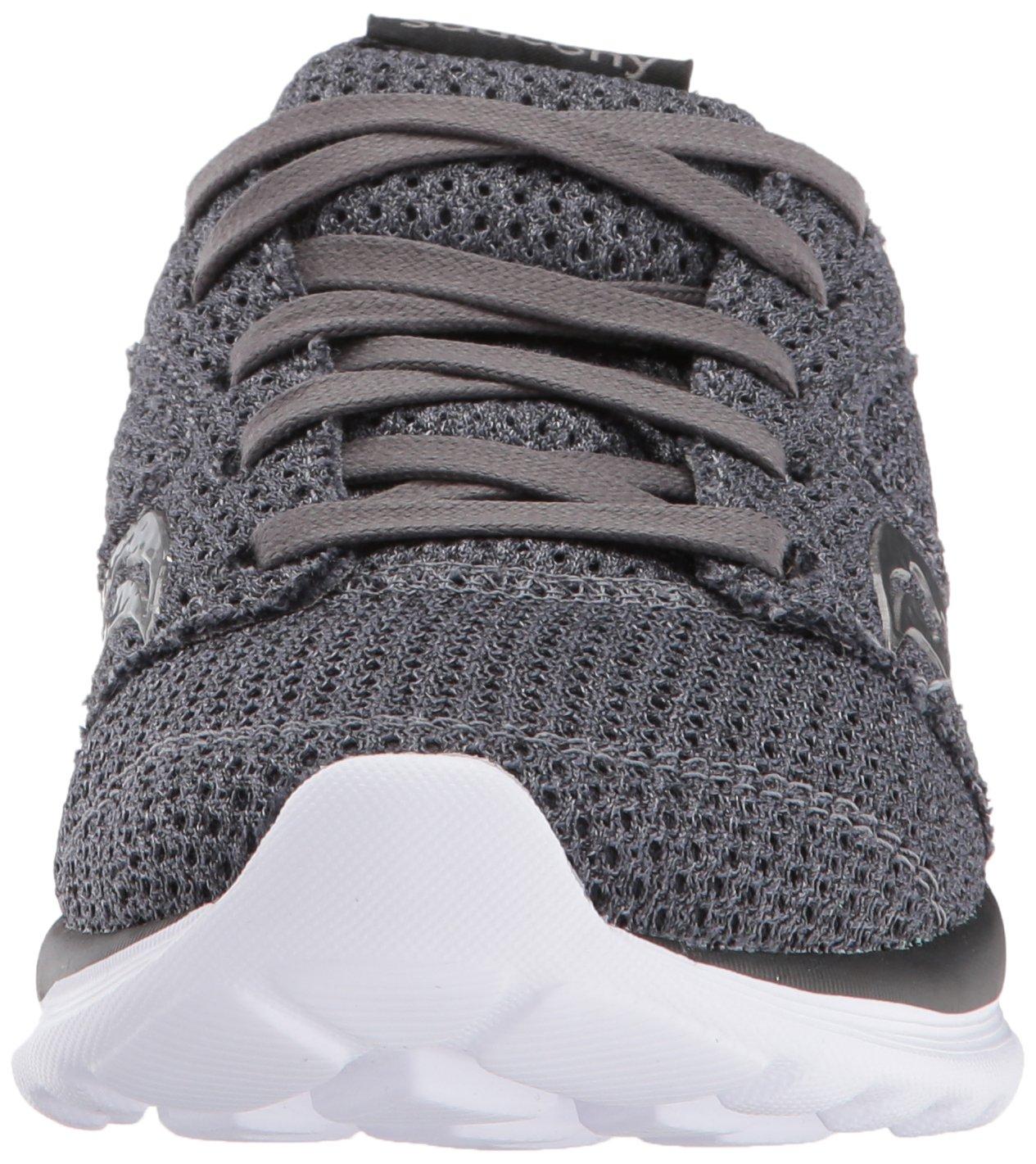 Saucony Women's Kineta Relay Running Shoe B072JTV5ZD 12 B(M) US Charcoal