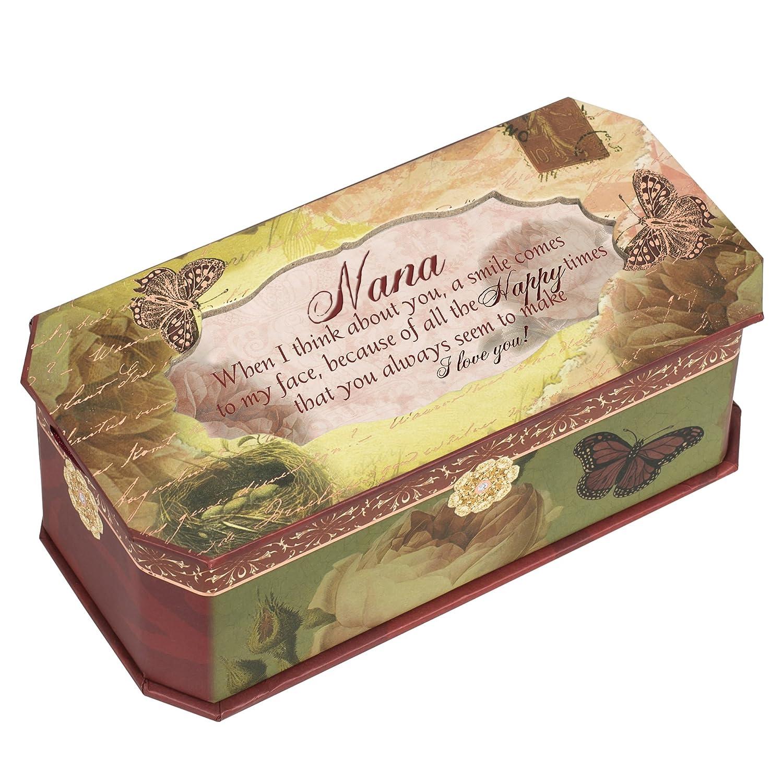 最高品質の Nana Nana Happy Times B01M70SLZU Always Always Love Youヴィンテージローズジュエリー音楽ボックスPlays Wonderful World B01M70SLZU, 雑貨店メルペール:0e997fba --- arcego.dominiotemporario.com
