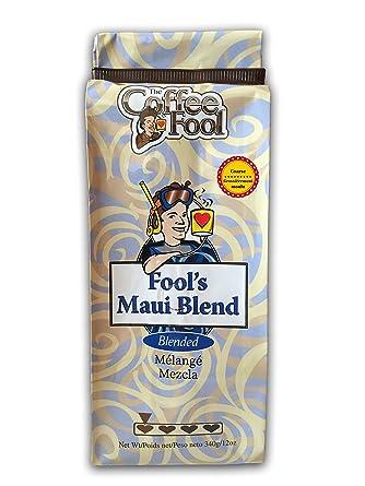 The Coffee Fool Maui - Mezcla para taburete de bebé, 312 ml ...