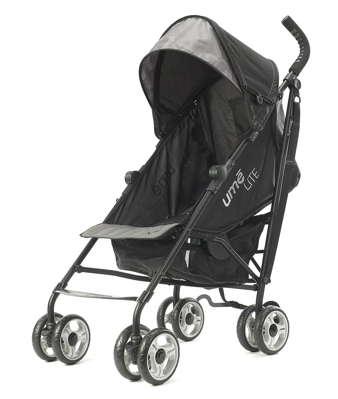 Summer Infant UME Lite Stroller (Black/Grey) 21906