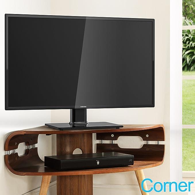 FITUEYES Altura Ajustable Soporte para TV LCD LED OLED Plasma ...