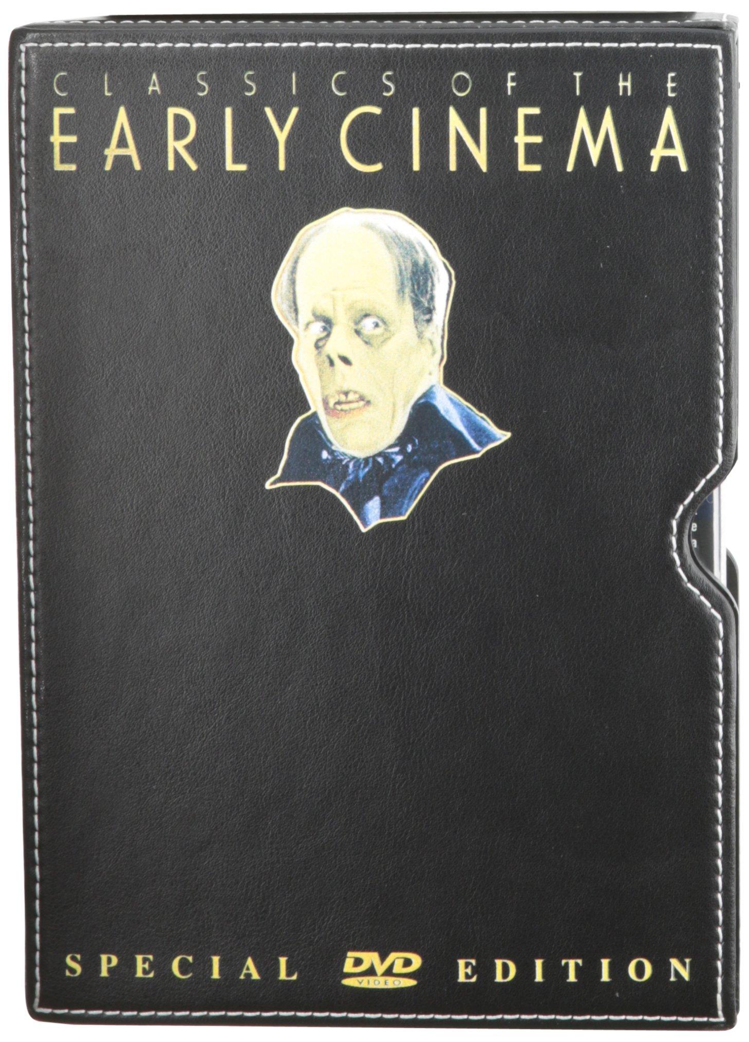 Classics of Early Cinema (4-DVD Leather Box Set)