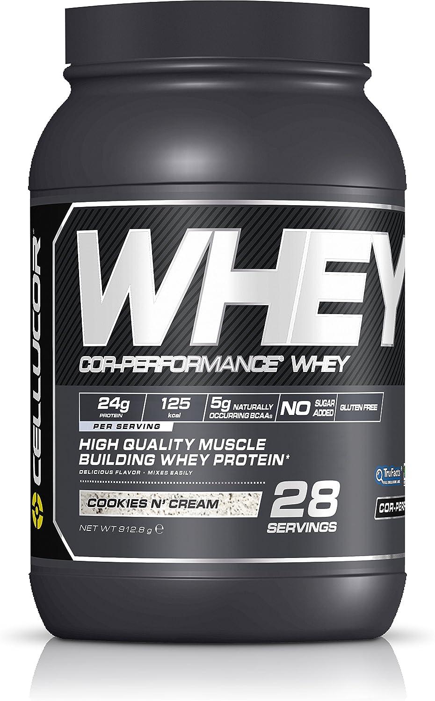 Cellucor - COR-Performance Whey - 100% proteína de suero ...