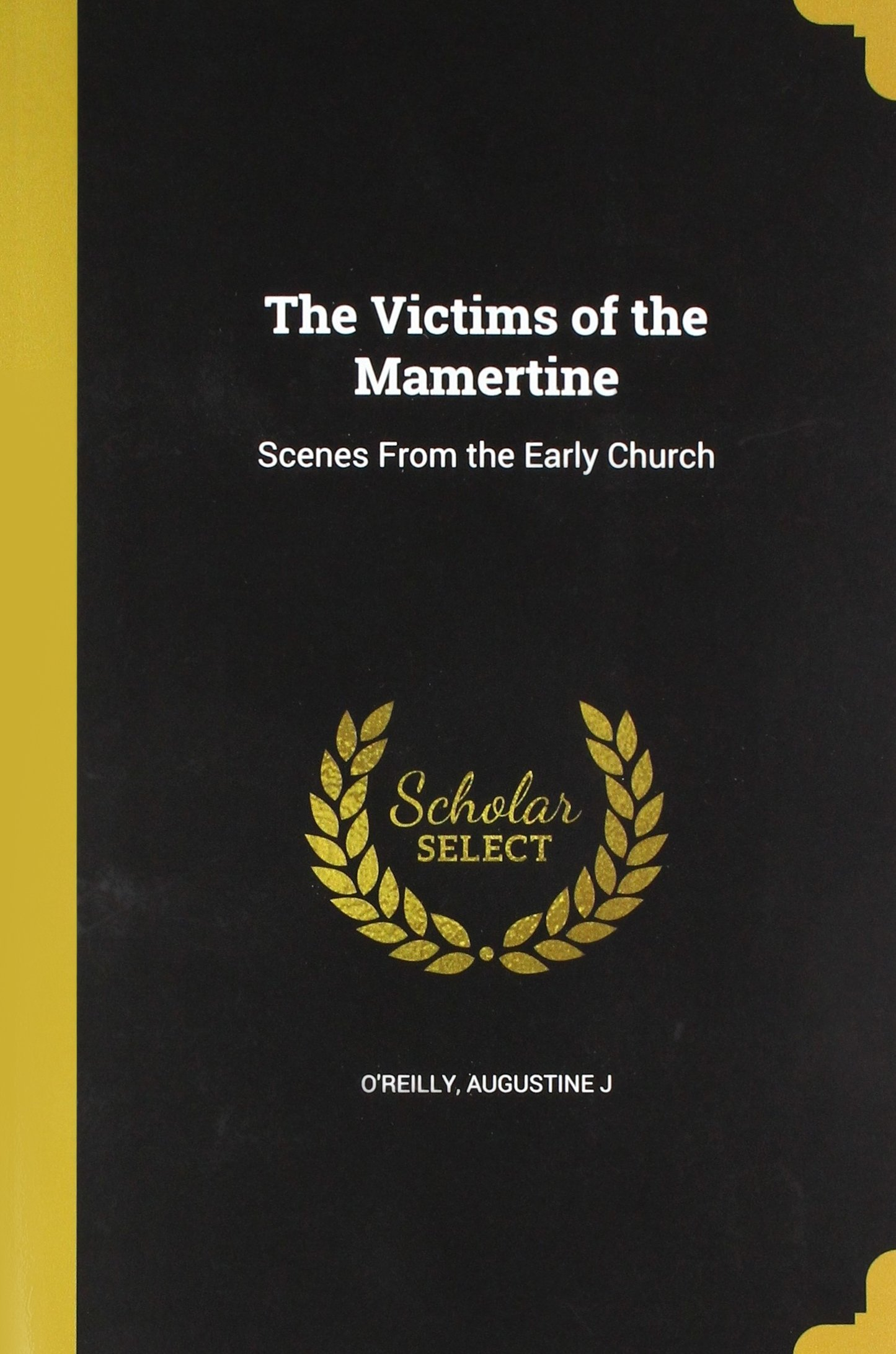 Download The Victims of the Mamertine pdf
