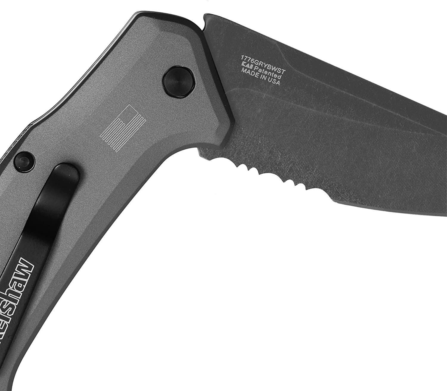 Made in the USA Speedsafe Assisted Opening Kershaw Link Pocket Knives Multiple Variations