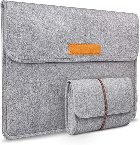 Envelope Sleeve Bag Carrying Case Cover For Macbook Air 13 Pro Retina A1932