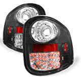 Amazon.com: LED Tail Lights - Smoke Made For And Compatible ...