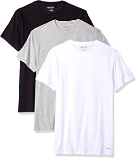 2159bcf40c Reaction Kenneth Cole Three-Pack Classic Fit Cotton Tees - Crew Neck