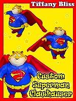 Zootopia Officer Clawhauser Cheetah Zootropolis Superhero Superman Character Mashup Tutorial [OV]
