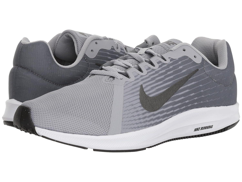[ナイキ] メンズランニングシューズスニーカー靴 Downshifter 8 [並行輸入品] B07FB6HY67 Wolf Grey/Metallic Dark Grey/Cool Grey/Black 26.0 cm 4E 26.0 cm 4E|Wolf Grey/Metallic Dark Grey/Cool Grey/Black