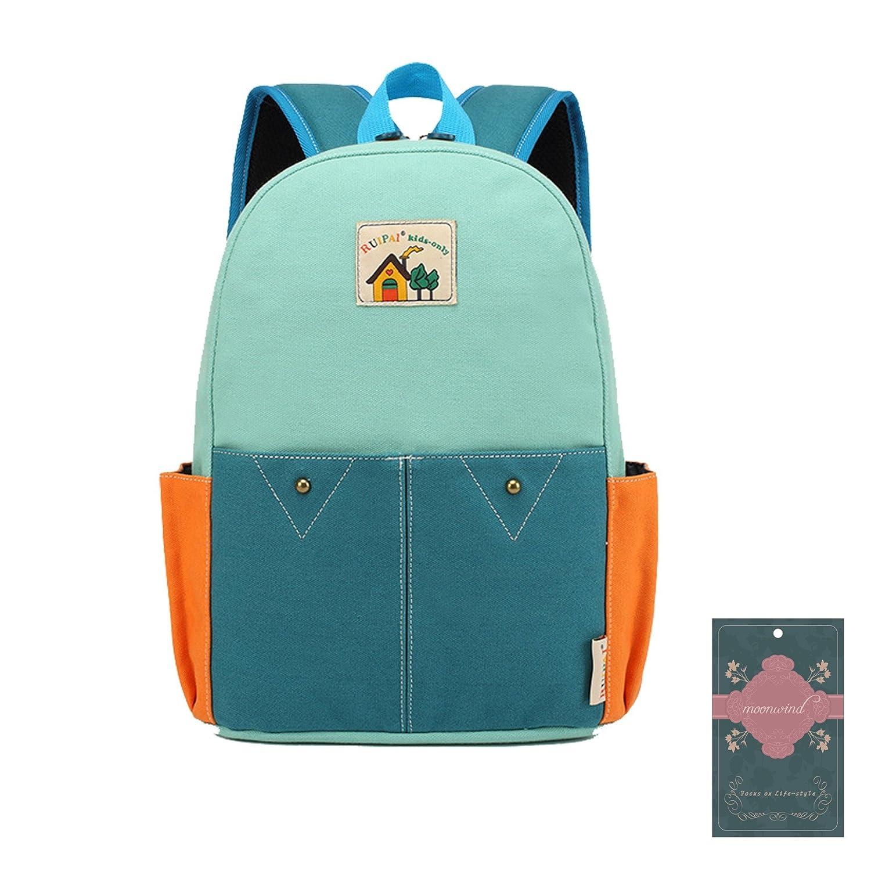 moonwind cute cartoon kids school backpack