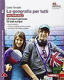 La geografia per tutti. Per la Scuola media. Con e-book. Con espansione online: 2