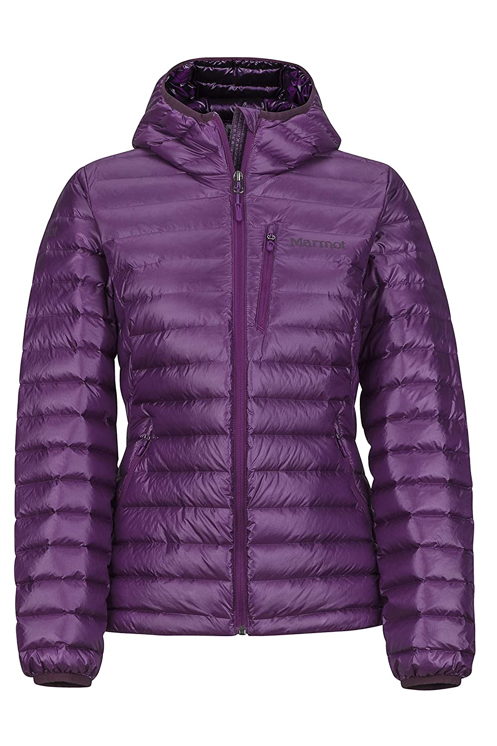 Grape Marmot Women's Quasar Nova Hoody