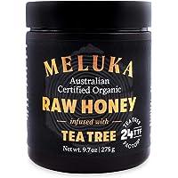 Meluka Native Honey Infused with Tea Tree TTF24
