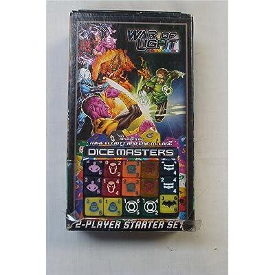 WizKids Dice Masters War of Light Starter: Toys & Games