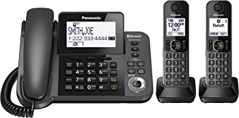 Panasonic Link2Cell DECT 6.0 Phone System