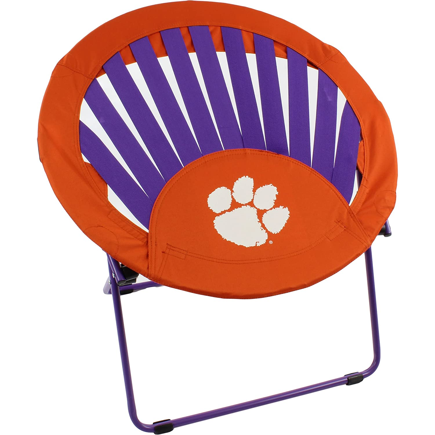 Amazon College Covers Clemson Tigers NCAA Rising Sun Bungee