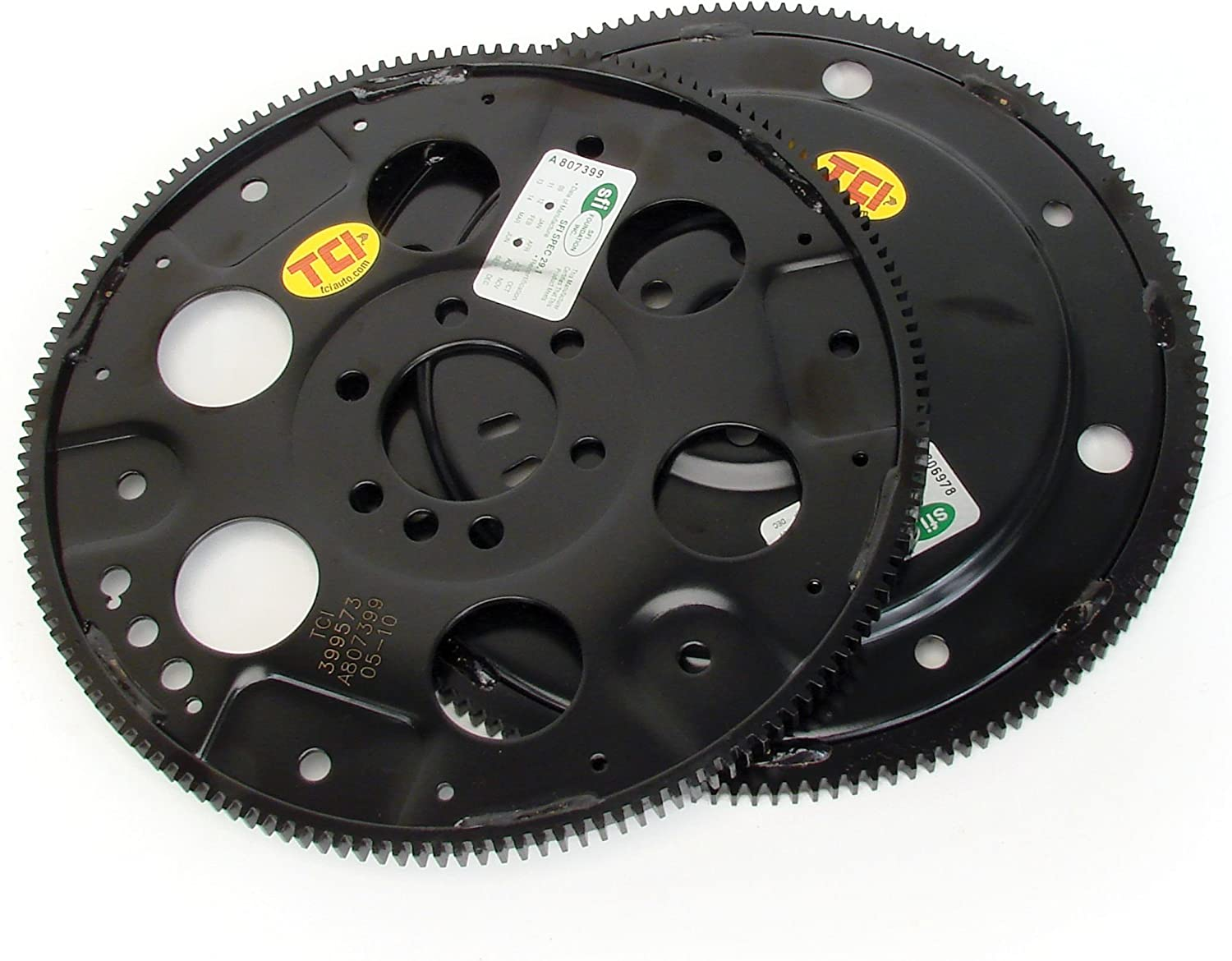 TCI Auto Trans Flexplate Steel 168 Tooth Ring Gear External Balance SFI Approved 399473