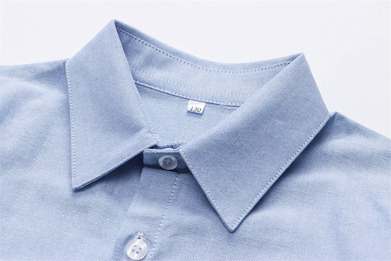 SANGTREE Little /& Big Boys Button Down Shirt 18M-14 Years
