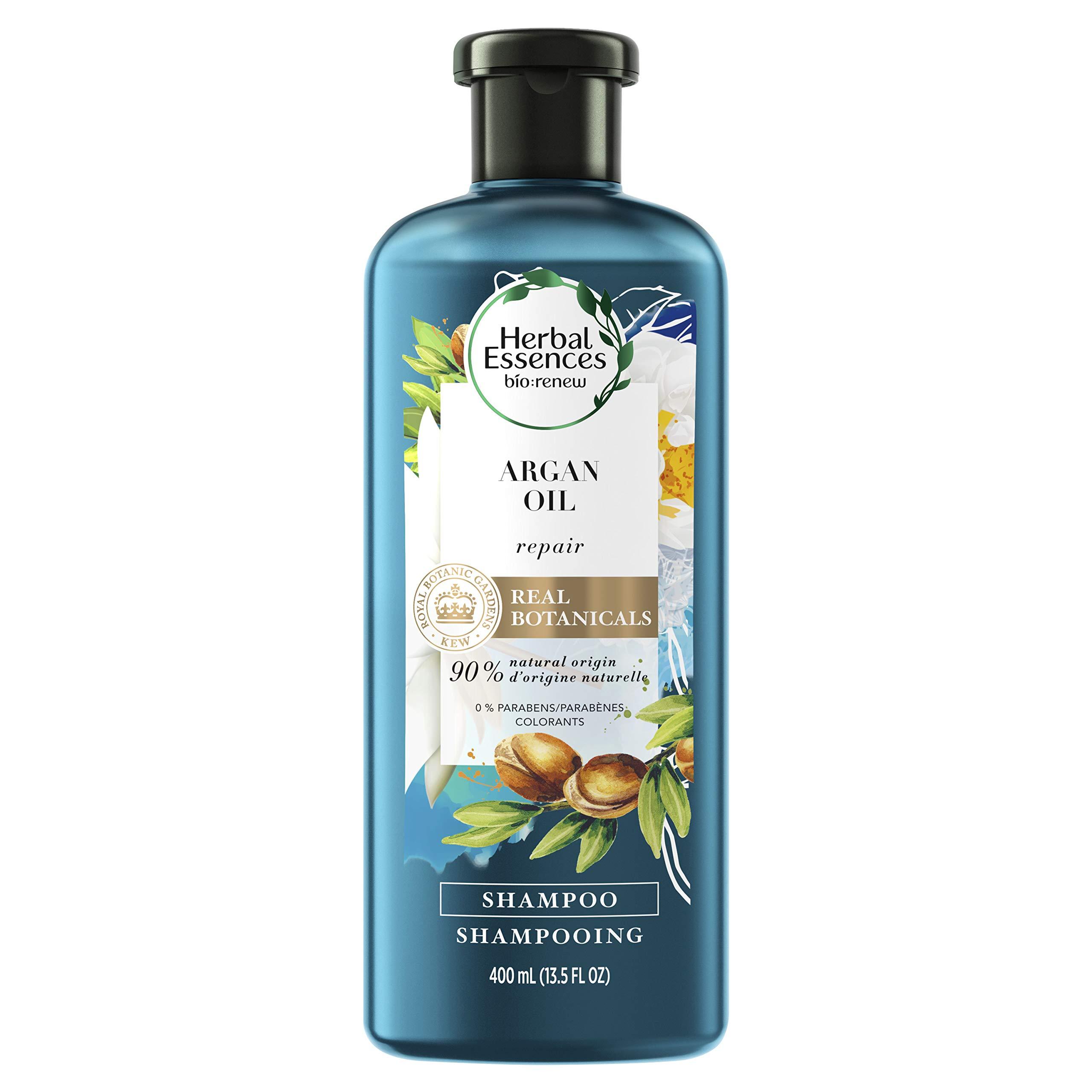 Herbal Essences Biorenew Argan Oil of Morocco Repair Shampoo, 13.5 FL OZ