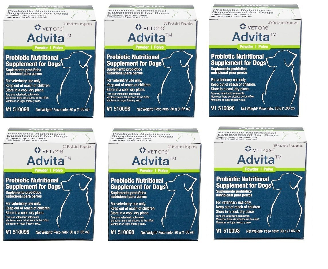 Vet One Advita Probiotic Nutritional Supplement for Dogs