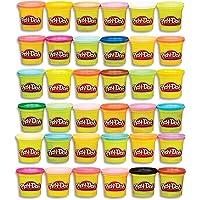 Play-Doh - Bulk Mega Pack - 36 x 85g Tubs of Dough - Creative Kids Toys - Ages 2+