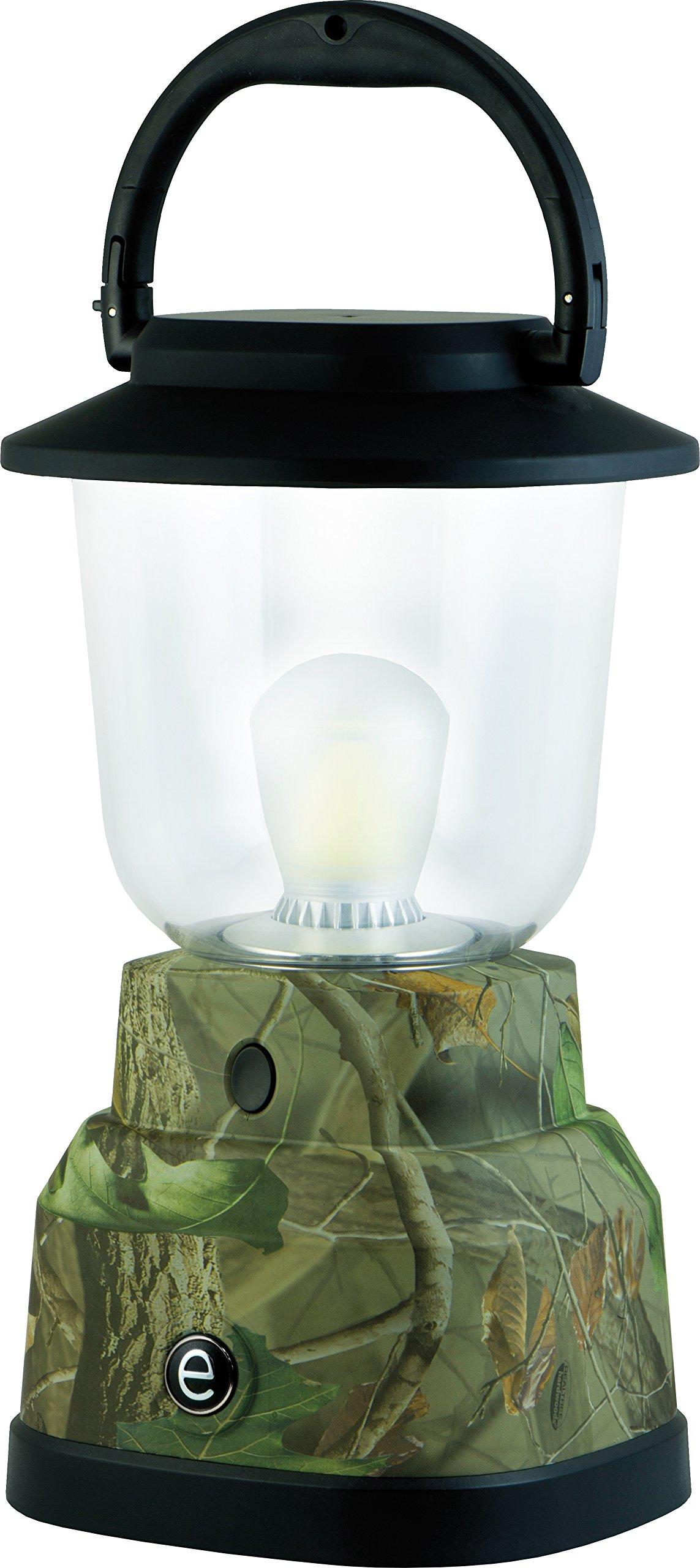 Eco Survivor 6D Extreme Lantern, Realtree Camo Green