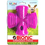 Bionic by Outward Hound Stuffer Durable Dog Chew Toy