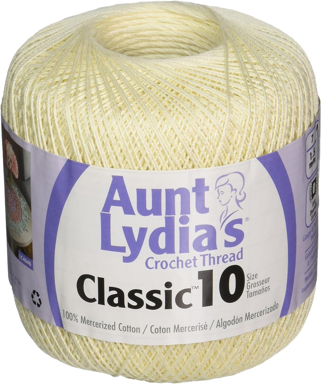 Uncinetto cotone-Blue Hawaii di zia Lydia