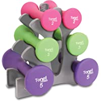 CAP Barbell Tone Fitness 20 lb Dumbbell Weight Set