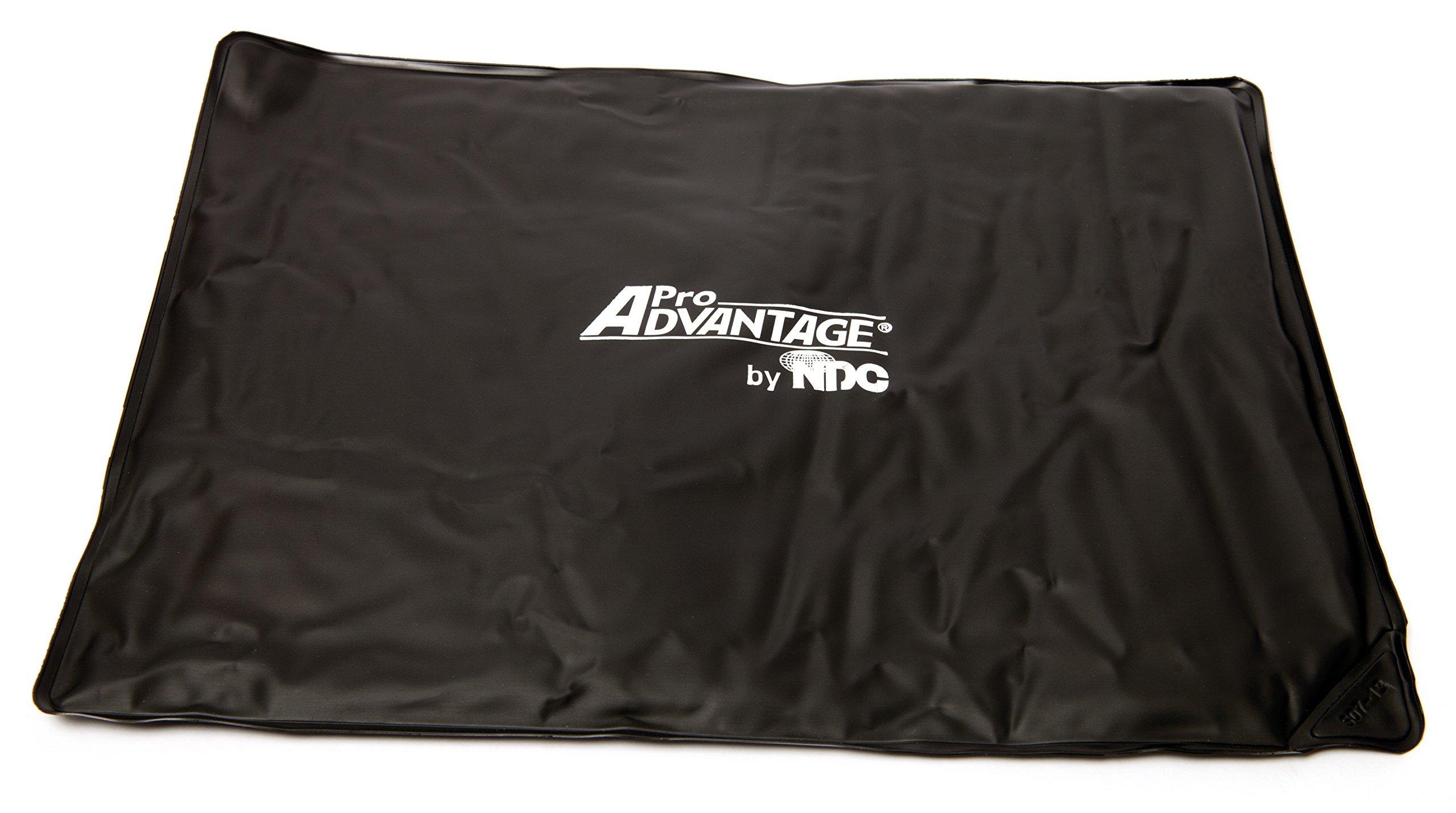 Pro Advantage PA-P504019 Cold Pack, Urethane, Oversized, 13'' x 19'', Black (021417)